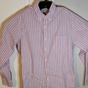 J. Crew medium classic button down shirt